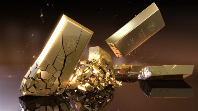 Китай скупил все золото Лондонской биржи и заложил новую бомбу под экономику Запада