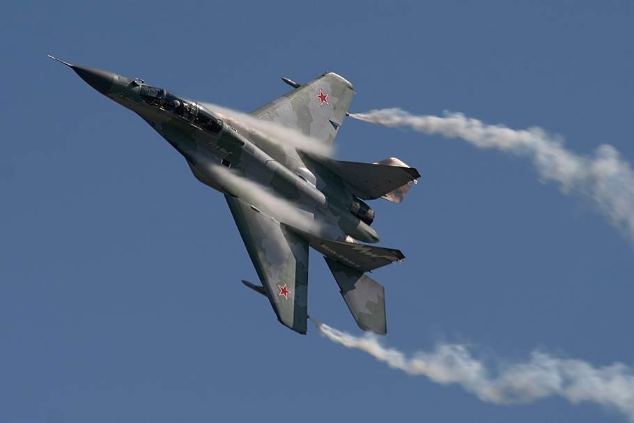 Российский истребитель МиГ-29 сбит в Турции – СМИ Британии