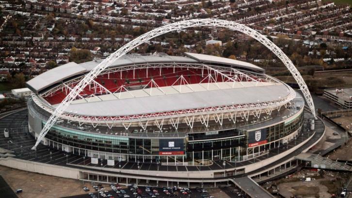 Стадион Wembley примет матчи Чемпионата Европы, невзирая на Брекзит