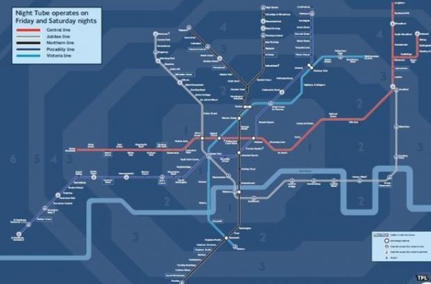 метрополитена не разделяют
