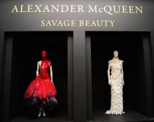 выставка Savage Beauty