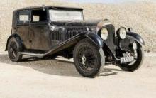 Бентли 1929 года оценен в 400 000 евро