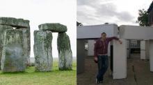 В Британии возведен Стоунхендж из старых холодильнико