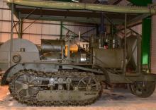 трактор Holt