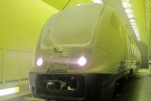 Поезда для линии Crossrail прошли испытания жарой и стужей фото:standard.co.uk