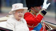 Королева Елизавета и принц Филипп