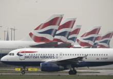 В Хитроу отменены рейсы British Airways