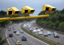 На кольцевой М25 и шоссе М1 изменен скоростной режим: Проверка слухов