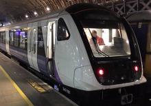 Поезда Crossrail запущены в эксплуатацию в тестовом режиме
