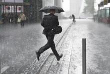 Наступившая осень в Великобритании станет самой штормовой за семьдесят семь лет фото:standard.co.uk