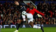 Manchester United провел ответный матч против ЦСКА в Лиге чемпионов