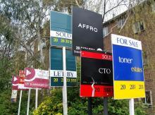 Стоимость жилья вдоль трассы М25 в Англии выросла в шесть раз