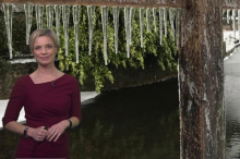 Шторм Дайрдре принесет ледяной дождь на север Великобритании