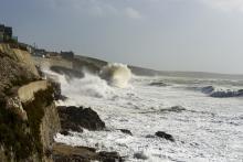 Новый шторм атакует Великобританию в первый день года