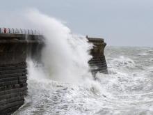 MetOffice предупредил о надвигающемся разрушительном ветре