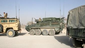 В Афганистане военные НАТО погибли при собственной бомбардировке