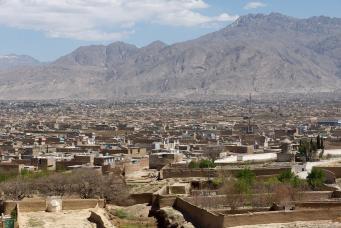 Землетрясение магнитудой 6,0 произошло в Пакистане