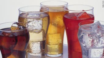 сладкие безалкогольные напитки