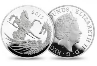 монеты Royal Mint