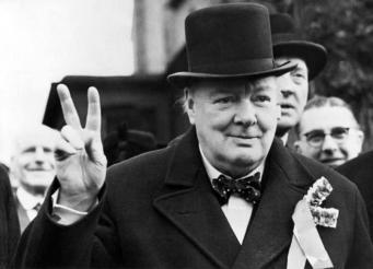 Великобритания рассекретила документы Черчилля