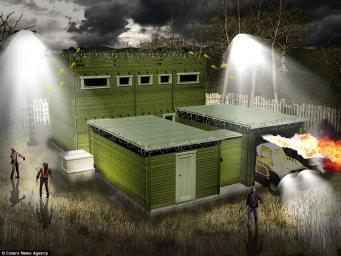 дом на случай зомби-апокалипсиса