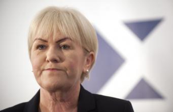 Лидер шотландских лейбористов Джоан Ламонт