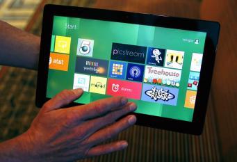 В КНР запретили установку Windows 8