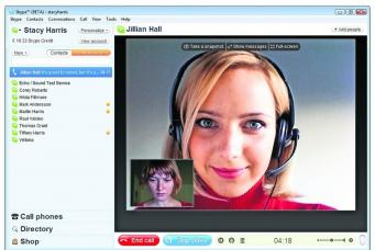 В Skype будет функция перевода речи в режиме реального времени