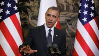 Обама объясняет заботой о союзниках усиление НАТО на востоке