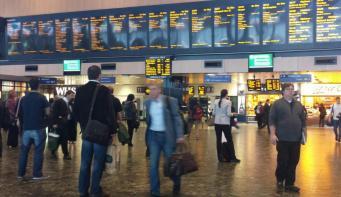 Забастовка в лондонском метро