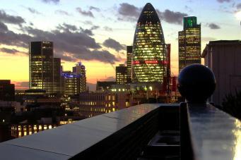 В ближайшее время в Лондоне построят более 200 небоскребов