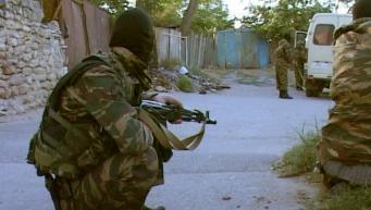 Три полицейских погибли в перестрелке с боевиками в Дагестане