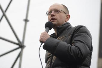 Арсений Яценюк: Украина выполнит договоренности, подписанные в Женеве