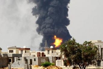 Все месторождения Ливии находятся в безопасности