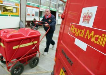почтовый ящик Royal Mail