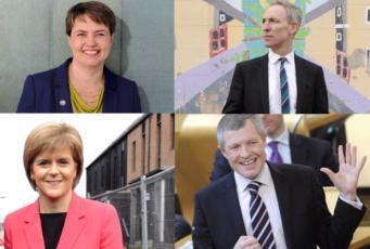 Ведущие шотландские политики
