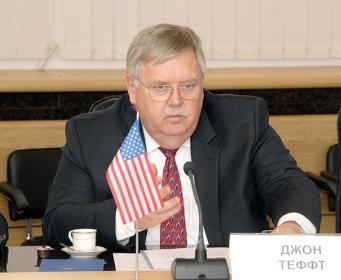 Пол Сондерс: Теффт не повлияет на отношения России и СШАПол Сондерс