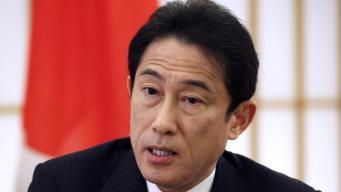 Глава МИД Японии Фумио Кисида нанесет визит в Украину 17 июля