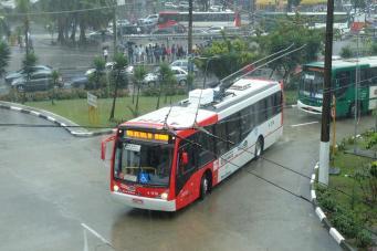 Сан-Паулу: забастовка водителей и кондукторов