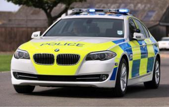 Британские полицейские получат видеокамеры на униформу