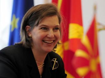 Нуланд обсудит вопросы по безопасности со странам-членам ЕС