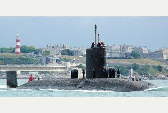 ядерная подводная лодка