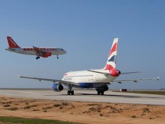British Airways и easyJet