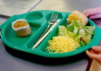 Бесплатное питание в британских школах