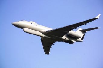 Британия направит самолет-разведчик для наблюдения за Украиной