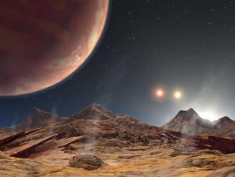 Британские ученые высчитали три планеты, где может быть жизнь