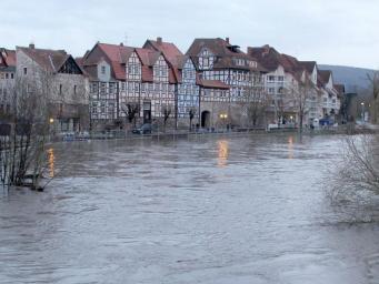 Наводнение в Британии стало самым мощным с 1776 года