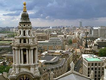 Рост стоимости жилья в центре Лондона отстал от остальных рынков