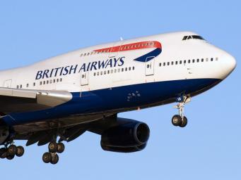 """Самолет British Airways вернулся в аэропорт """"Хитроу"""" из-за технической неисправности"""