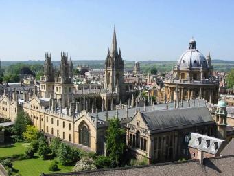 Оксфорд признан самым дорогим для жизни городом в Британии